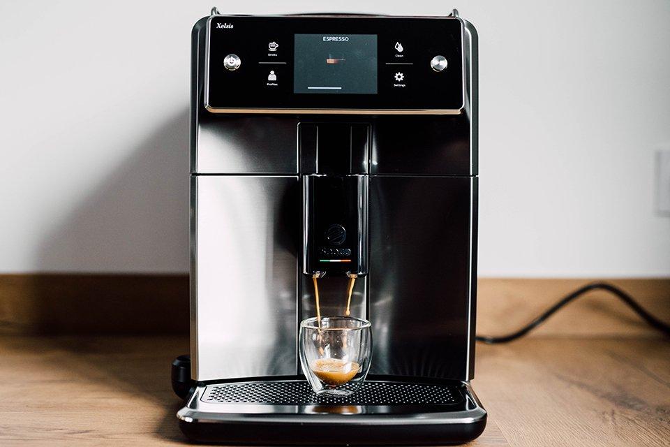 machine saeco cafe