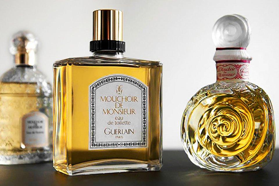 Le guide du parfum pour homme