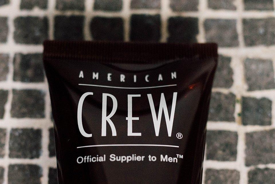 Gel American Crew Logo