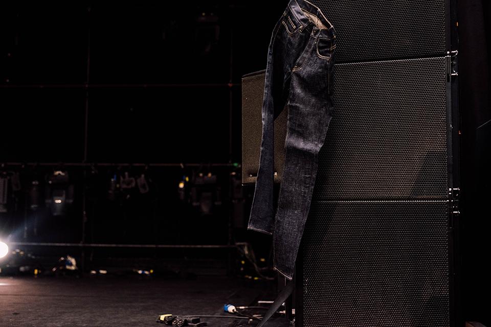 Jeans Asphalte Baffle