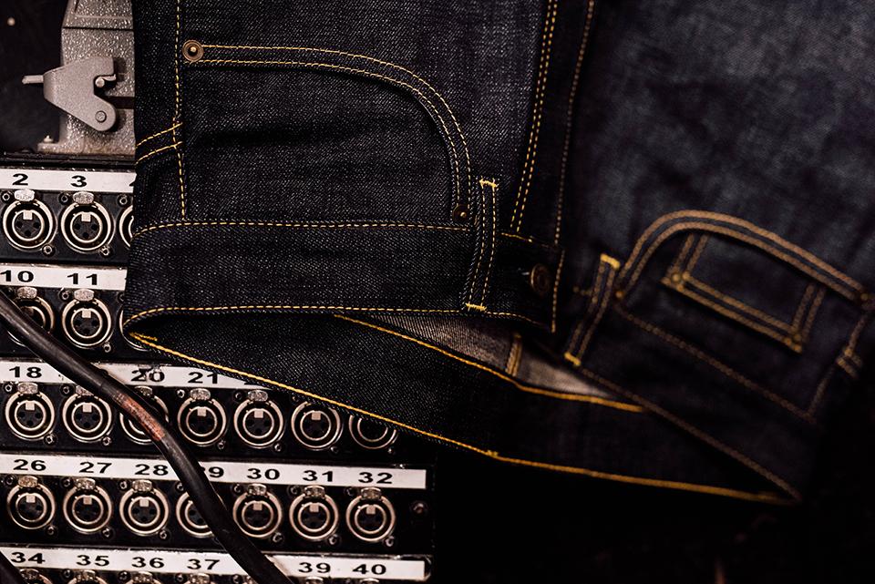 Jeans Asphalte Couture