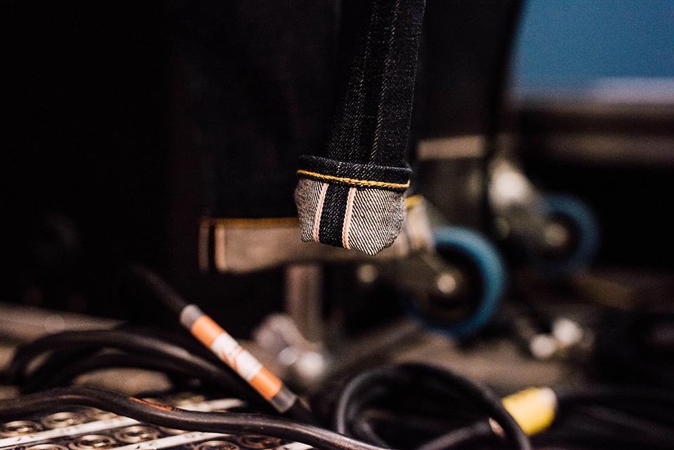 Jeans Asphalte Lisere