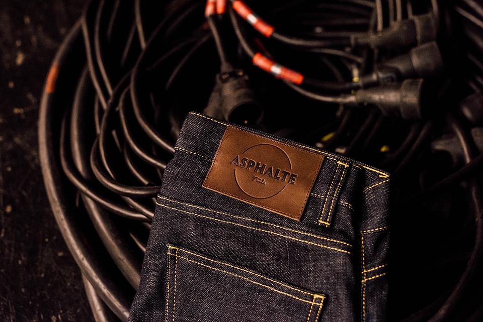 Jeans Asphalte Logo