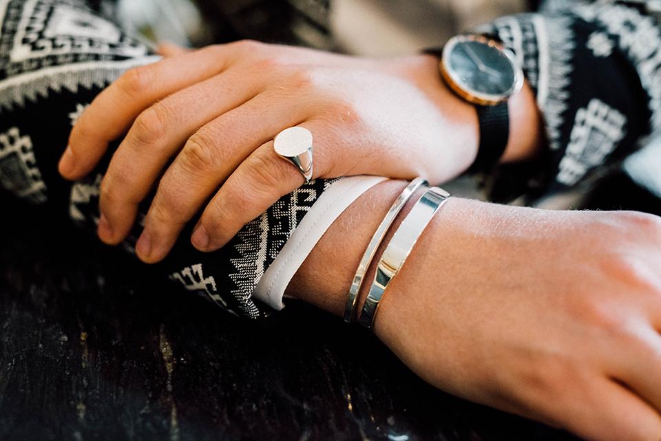 Look Wok Forever Bague Bracelet
