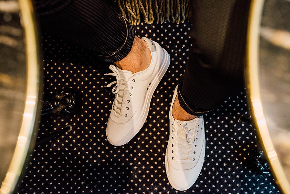 Look Wok Forever Sneakers Plongee