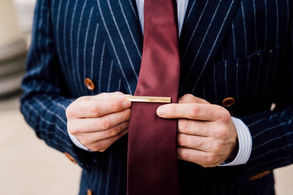 Pince à cravate Dupont