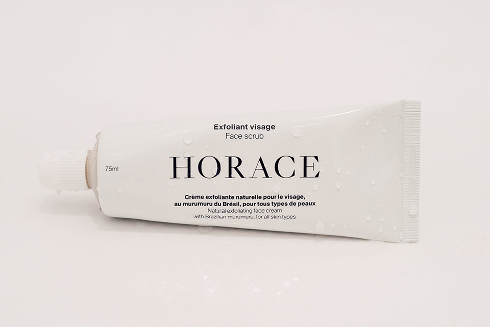 Horace Exfoliant Close