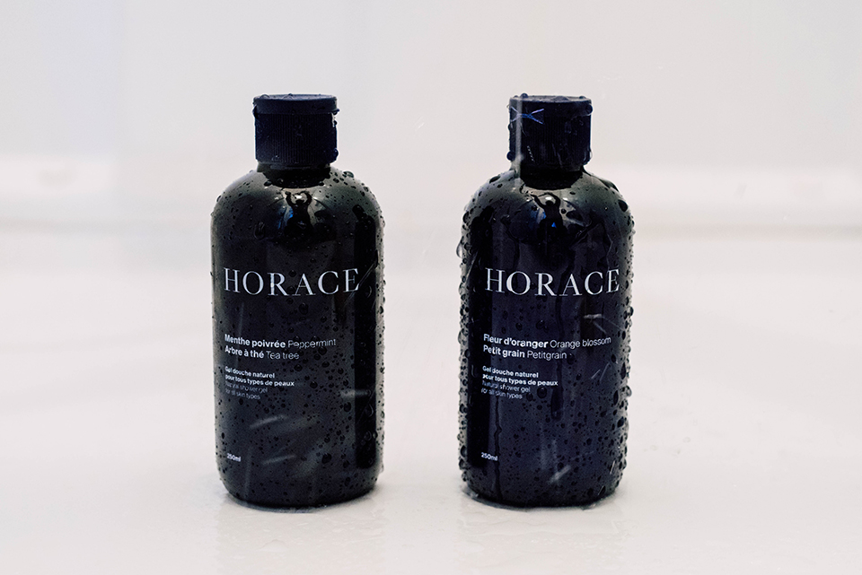 Horace Gels Douche