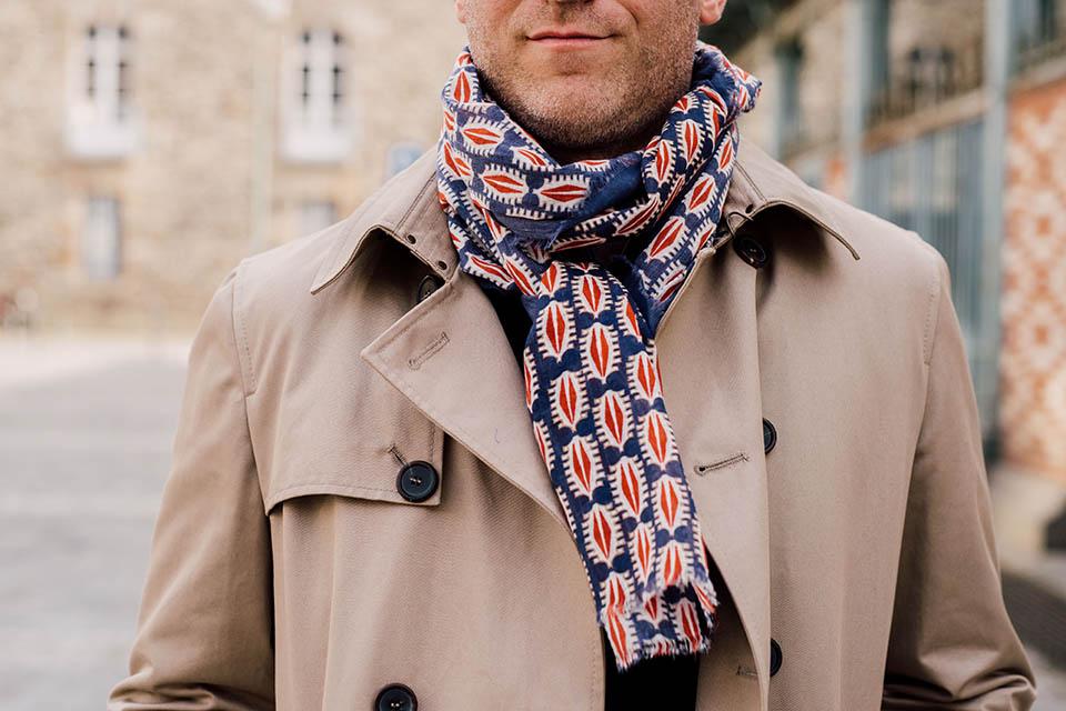 nouer foulard option 3