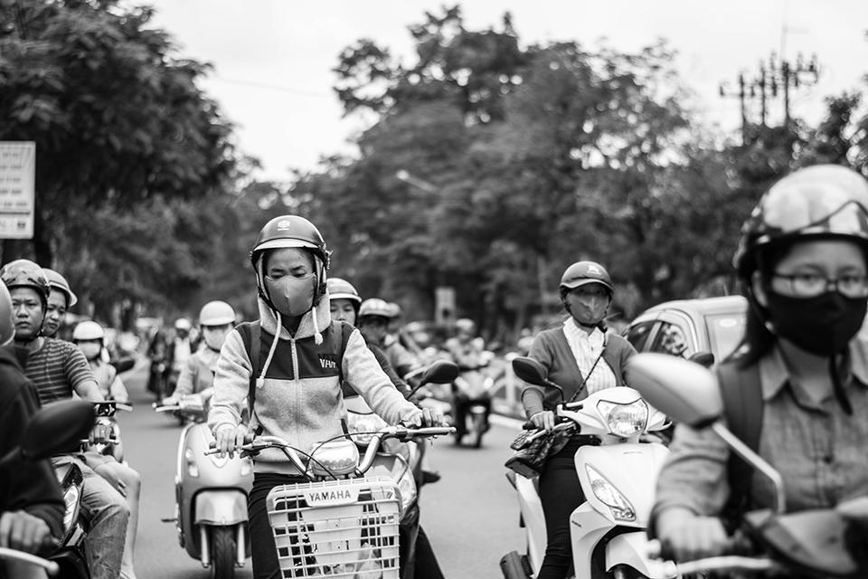 Ouvriers Vietnam