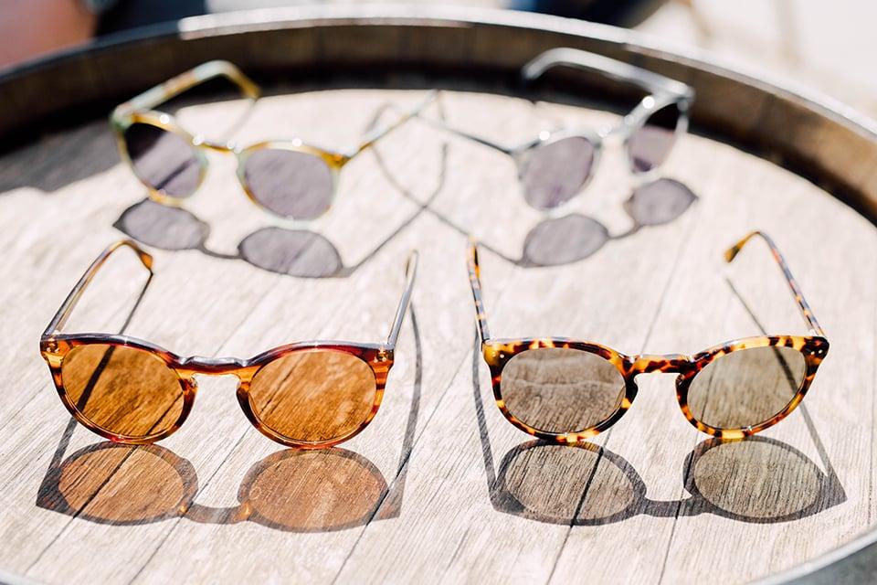 collection lunettes soleil atelier particulier