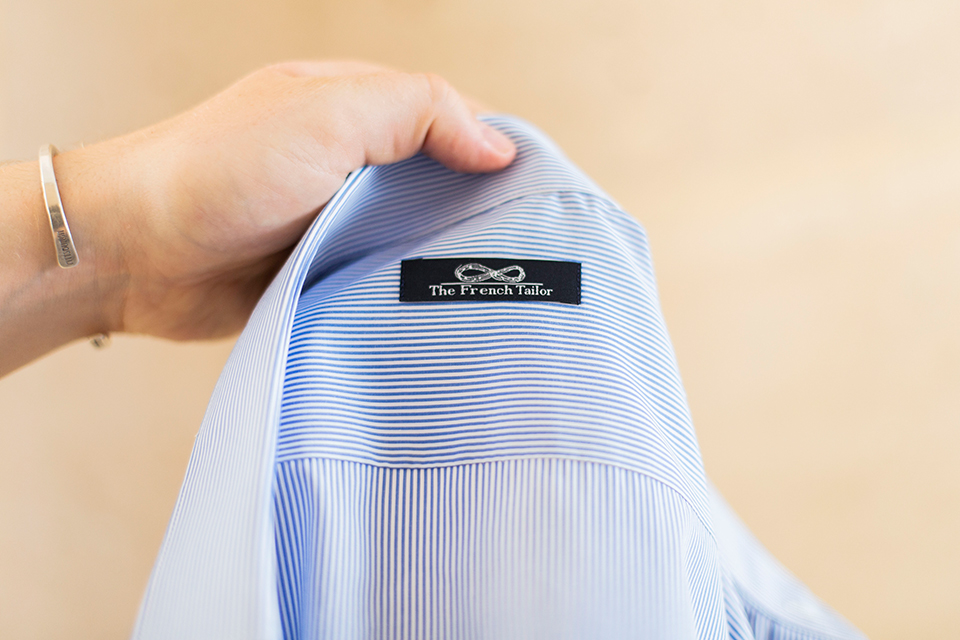 French Tailor Chemise Logo