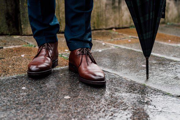 Habiller Pleut Chic Chaussures