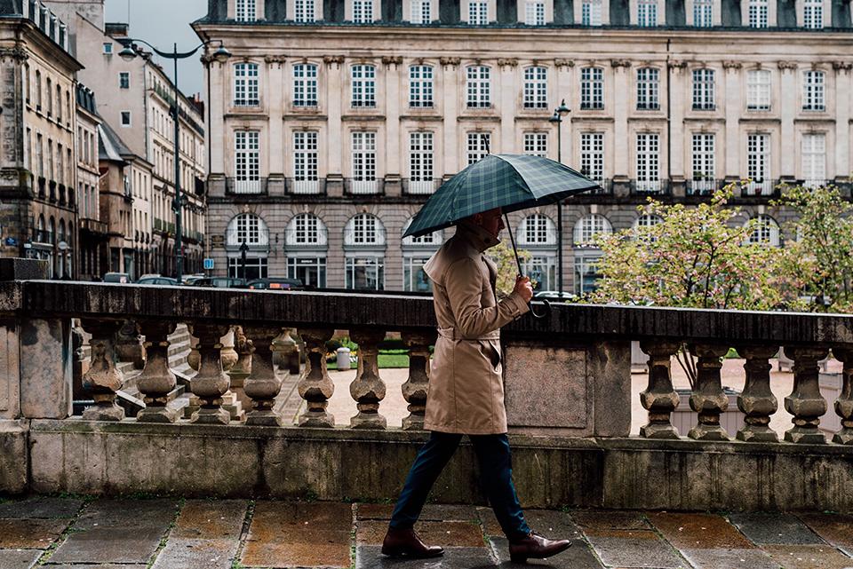Habiller Pleut Chic Tenue