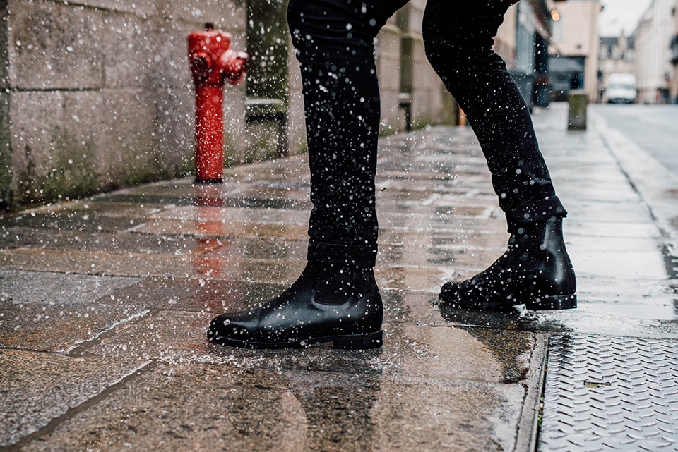 Habiller Pleut Couverture