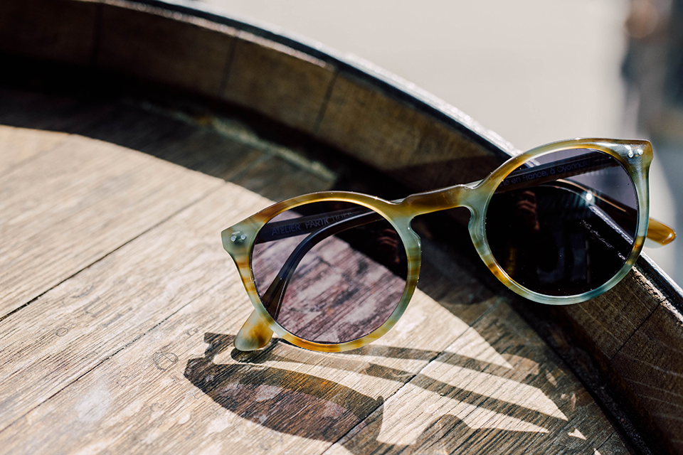 lunette acetate atelier particulier