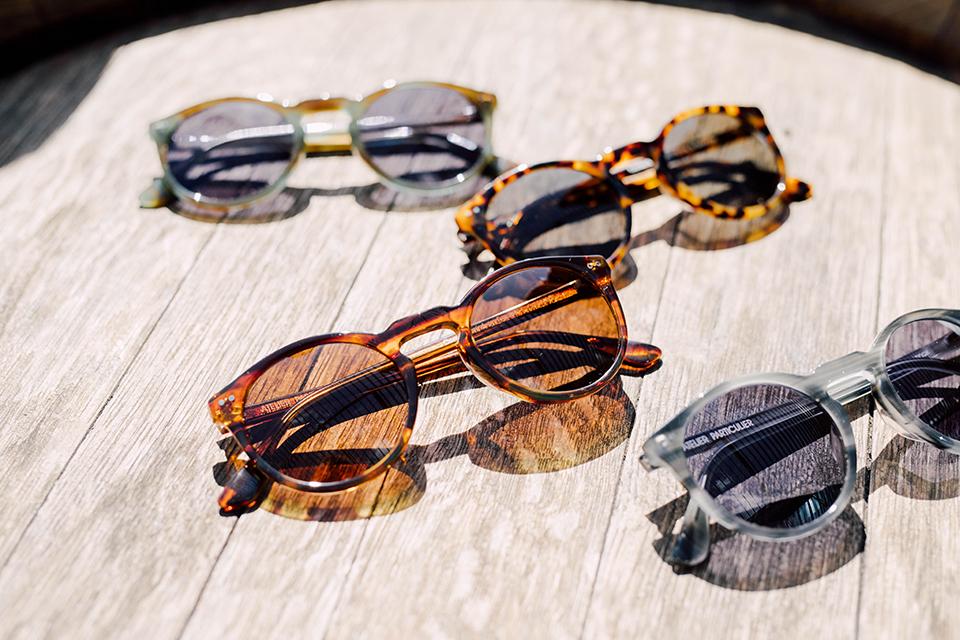 lunettes soleil atelier particulier 1
