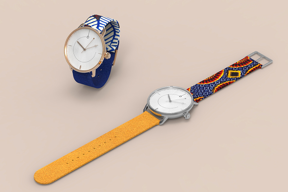 Shammane Panafrica montres