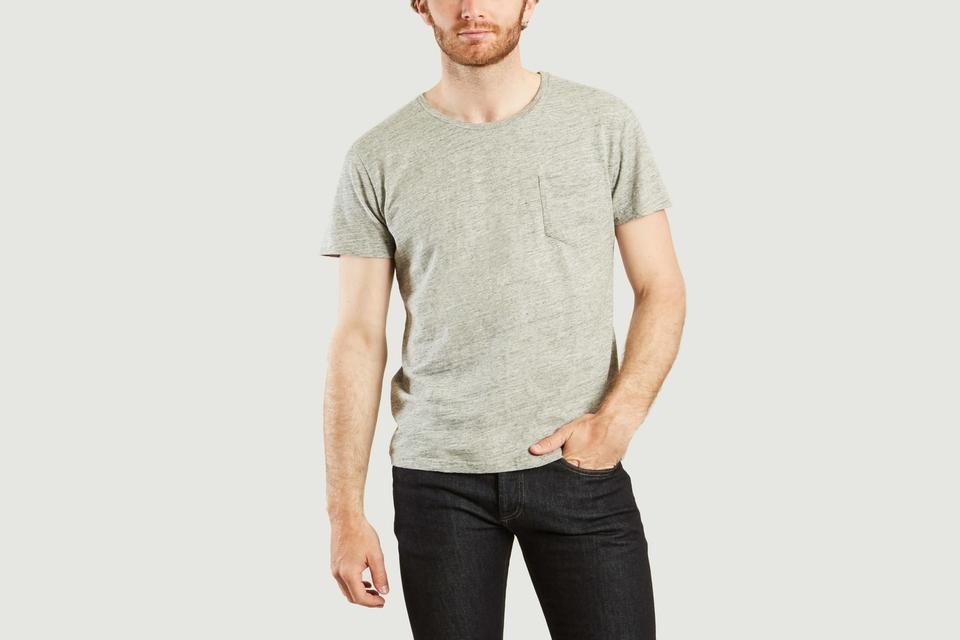 Drapeau Noir Tee Shirt
