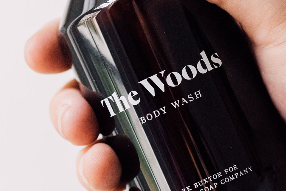 Gel Douche The Woods Marque