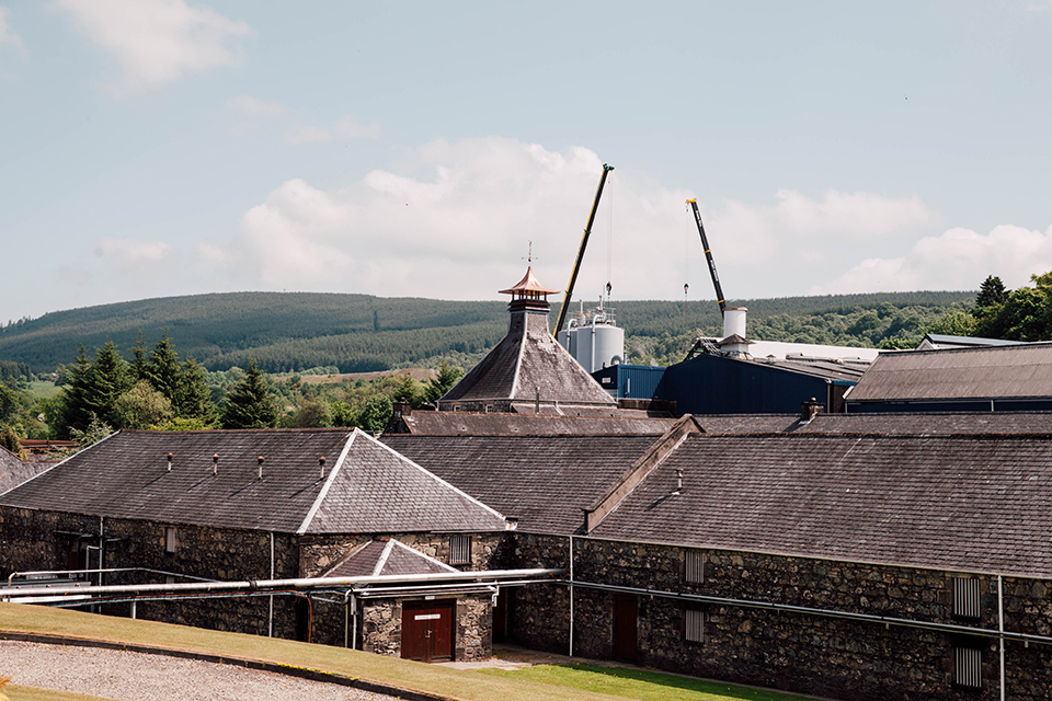 Glenfiddich Batiments