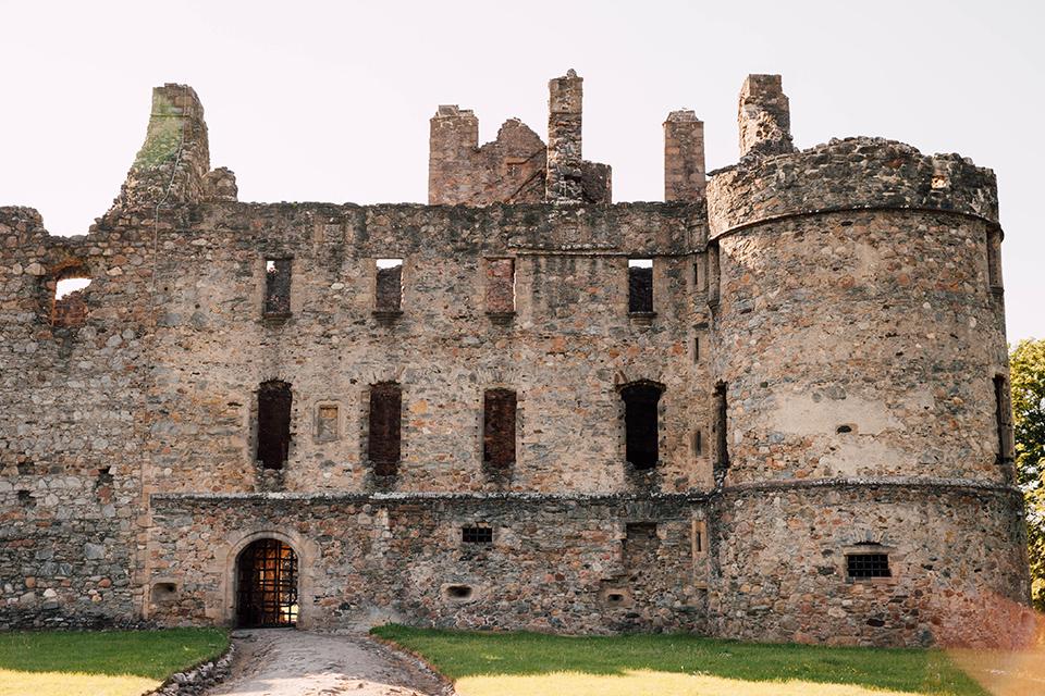 Glenfiddich Chateau
