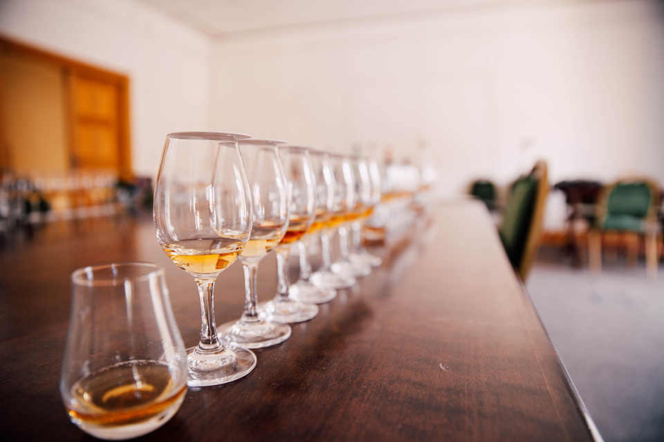 Glenfiddich Degustation