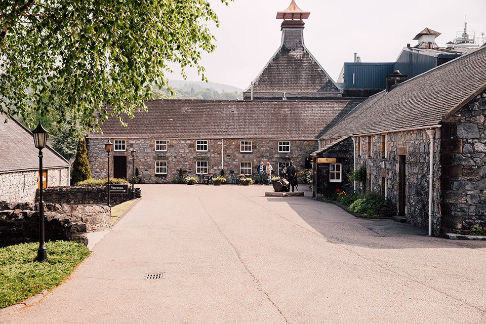 Glenfiddich Malt Barn