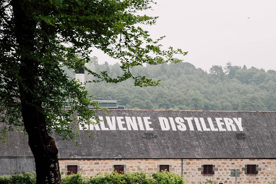 Glenfiddich Toit Balvenie