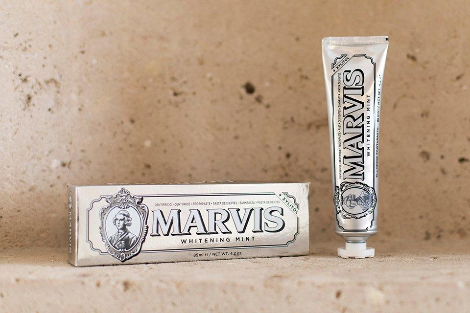 Marvis Packaging