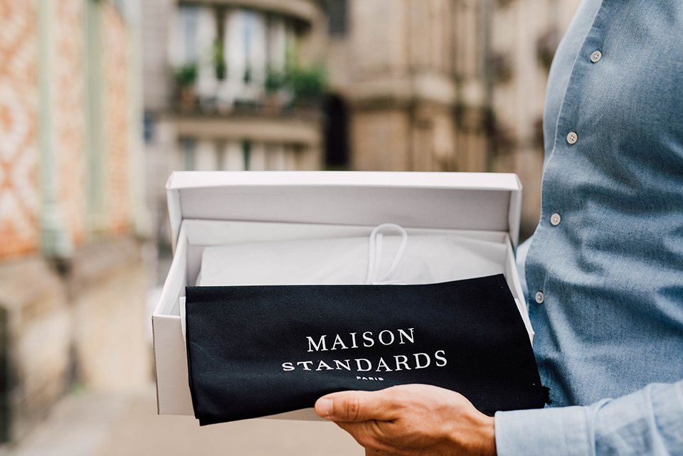 Baskets Maison Standards Boite
