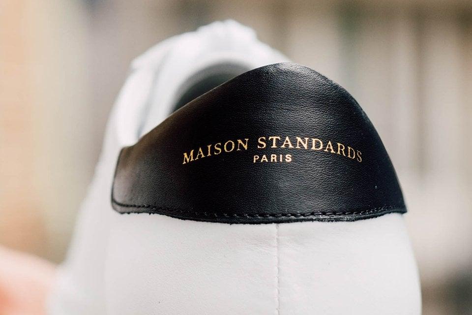 Baskets Maison Standards Logo Zoom