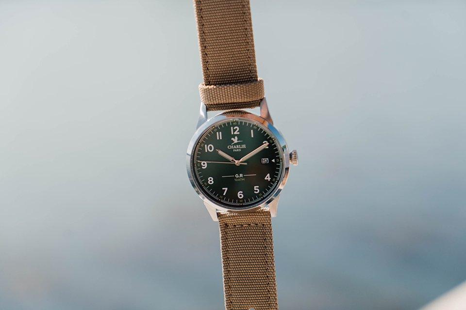 Charlie Watch Cadran Bracelet