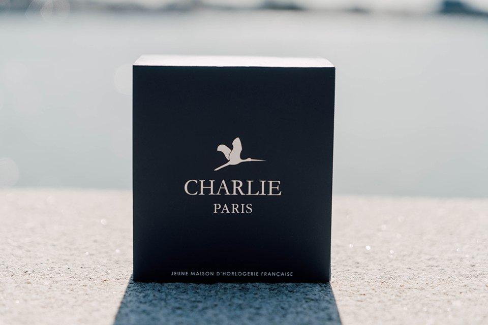 Charlie Watch Logo