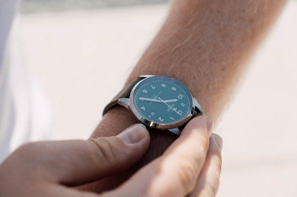 Charlie Watch Portee Cadran