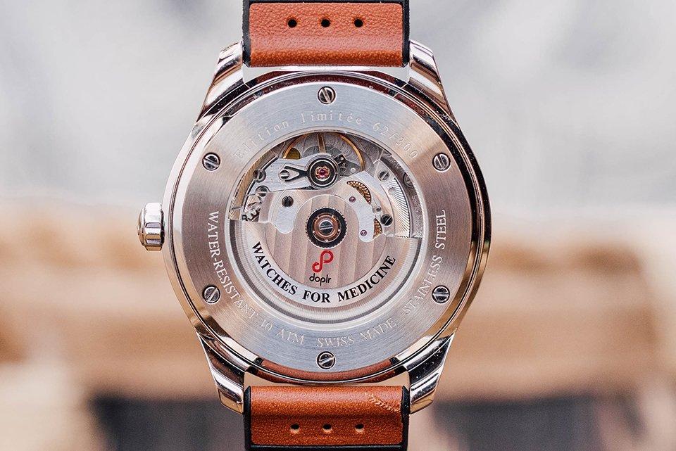 DOPLR Pulse Watch Fond Close