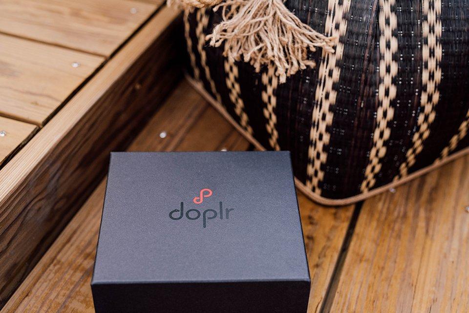 DOPLR Pulse Watch Logo