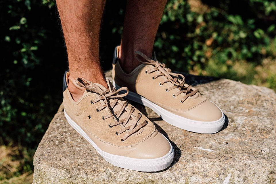 look max ter baskets newlab beige