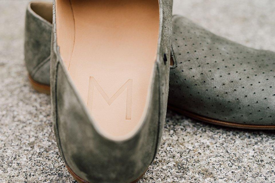 Monterey Slippers Logo Talon