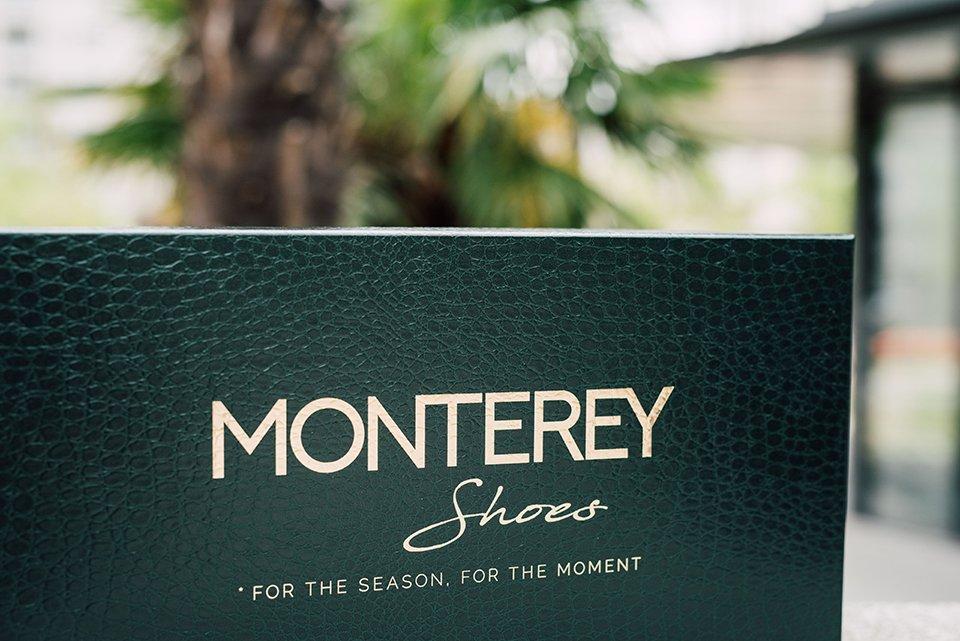 Monterey Slippers Logo