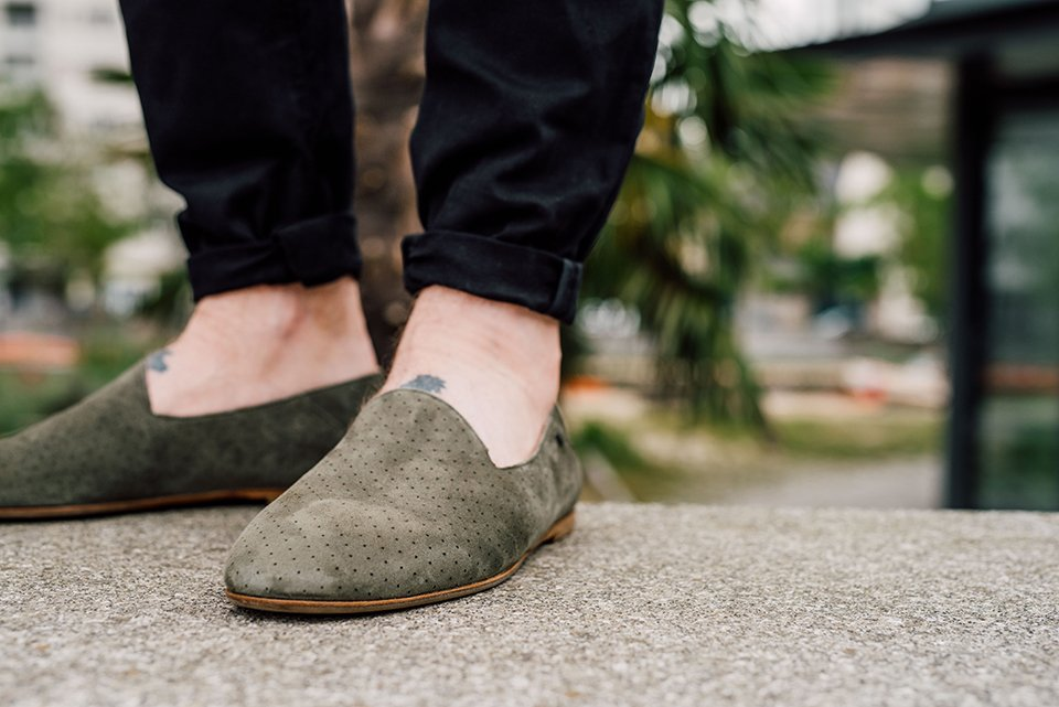 Monterey Slippers Un Pied