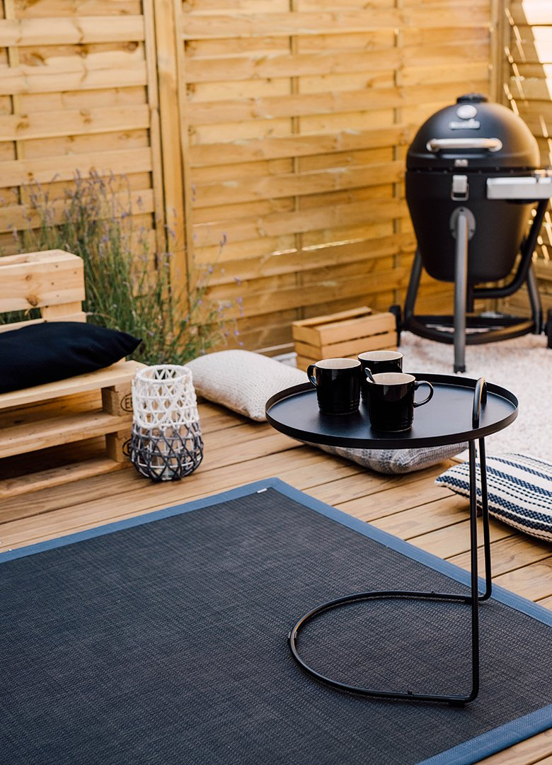 Terrasse tapis Dickson