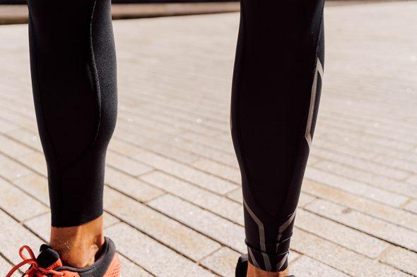 Courir Max Legging Detail