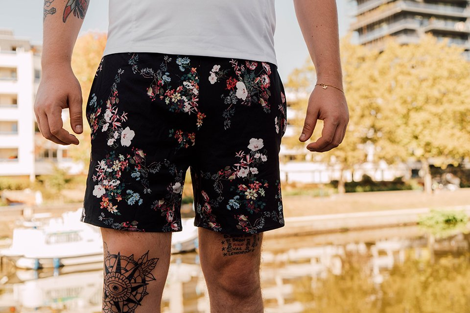 Courir Rody Short