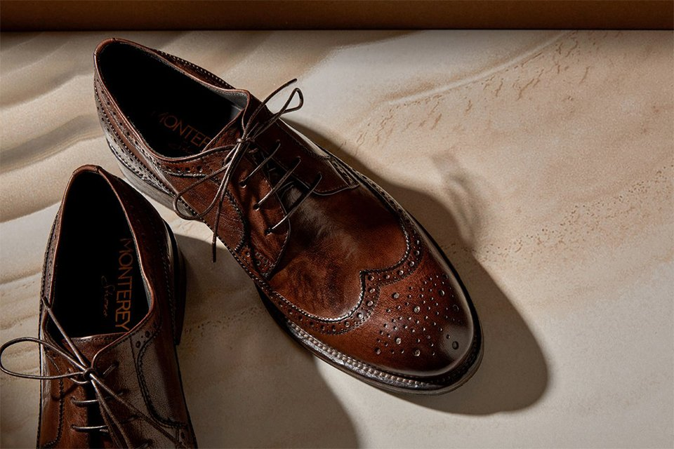 derby monterey greenwich vintage brown