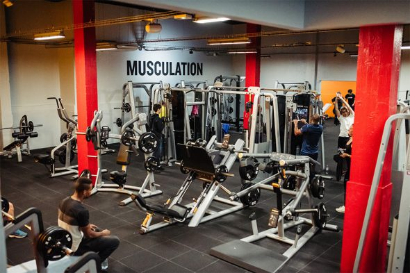 espace musculation neoness nation