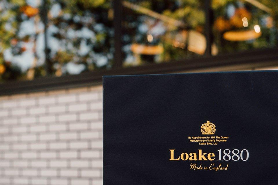 Loake Hyde Logo