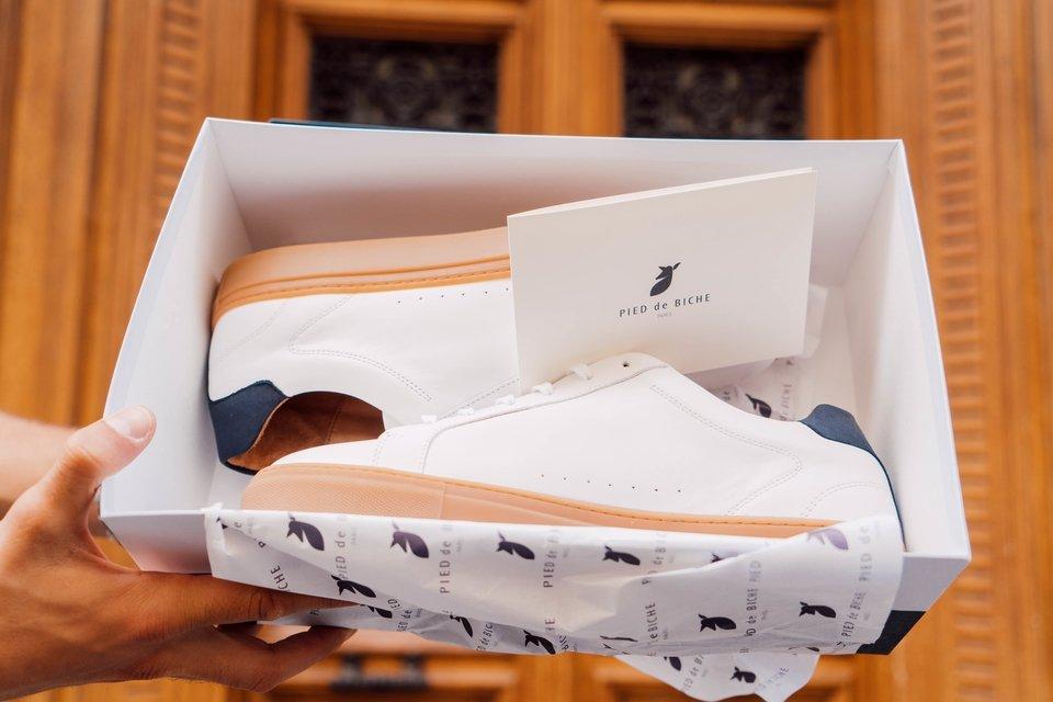 Pied De Biche Sneakers