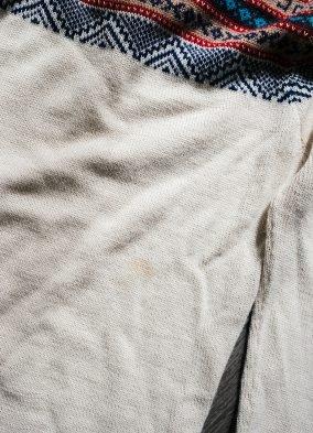 tache laine sequoia