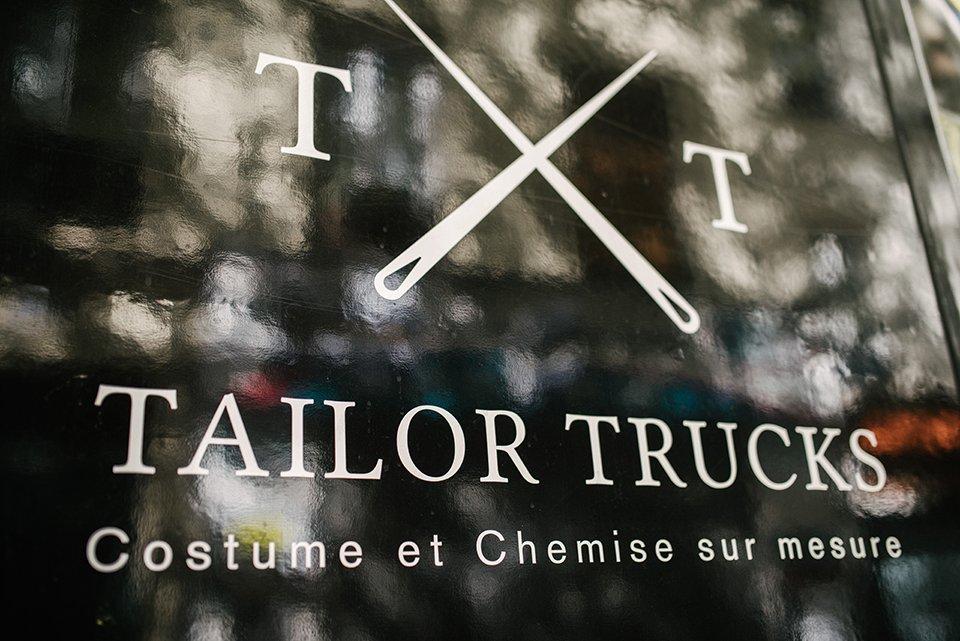 Tailor Trucks Marie Logo